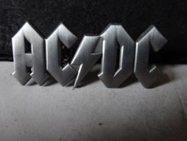 AC/DC - GREY NAME LOGO