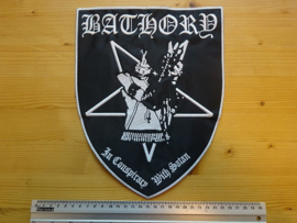 BATHORY - IN CONSPIRACY WITH SATAN