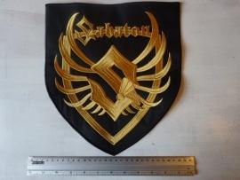 SABATON - GOLD LOGO
