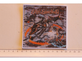 BLIND GUARDIAN - LIVE BEYOND THE SPHERES  ( WHITE BORDER ) WOVEN