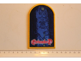 ENTOMBED - LEFT HAND PATH ( PRINT )
