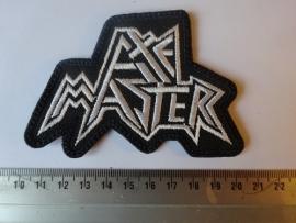AXE MASTER - WHITE LOGO