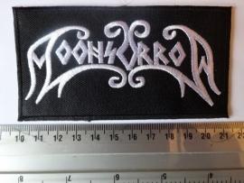 MOONSORROW - WHITE LOGO