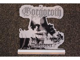 GORGOROTH - DESTROYER ( PRINT )