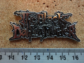 THE BLACK DAHLIA MURDER - NAME LOGO