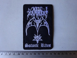 HELLHAMMER - SATANIC RITES ( DIFFERENT )