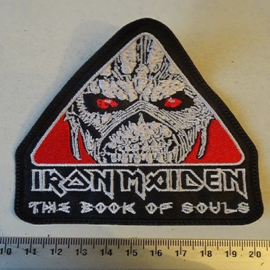 IRON MAIDEN - THE BOOK OF SOULS SHAPED