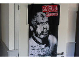 GG ALLIN AND ANTISEEN - MURDER JUNKIES