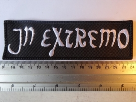 IN EXTREMO - WHITE LOGO ( BIG )