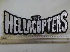 THE HELLACOPTERS - WHITE LOGO