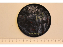 NOCTURNUS - PARADOX ( BLACK BORDER ) WOVEN