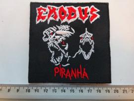 EXODUS - PIRANHA