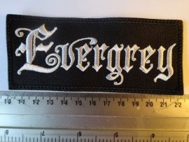 EVERGREY - WHITE LOGO