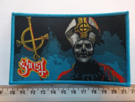 GHOST - GHOST ( BLUE BORDER ) WOVEN