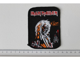 IRON MAIDEN - KILLERS ( ORIGINAL EARLY 80'S ) PRINT