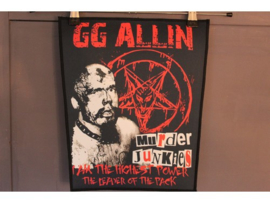 GG ALLIN AND THE MURDER JUNKIES - I AM THE HIGHEST POWER