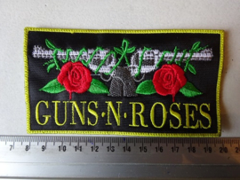 GUNS N ROSES - LOGO PATCH