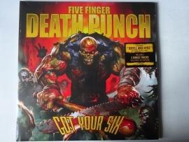 FIVE FINGER DEATH PUNCH - GOT YOUR SIX + FULL CD