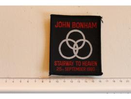 JOHN BONHAM ( LED ZEPPELIN ) - STAIRWAY TO HEAVEN ( WOVEN )