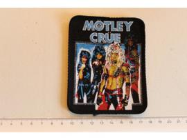 MOTLEY CRUE - BAND MEMBERS 2 ( ORIGINAL 80'S ) PRINT