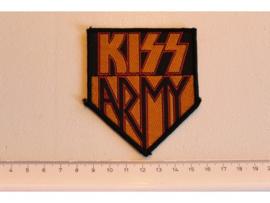 KISS - KISS ARMY ( ORIGINAL 80'S ) WOVEN