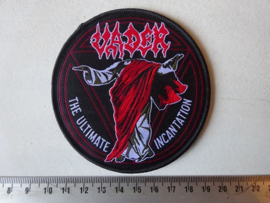 VADER - THE ULTIMATE INCANTATION ( WOVEN )
