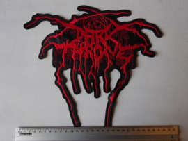 DARKTHRONE - LOGO RED