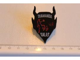 DIAMANDA GALAS - DEVIL LOGO