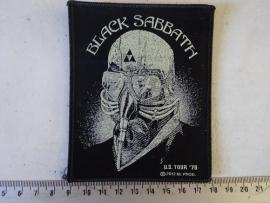 BLACK SABBATH - U.S. TOUR '78 ( WOVEN )