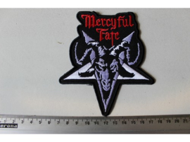 MERCYFUL FATE - PENTAGRAM LOGO
