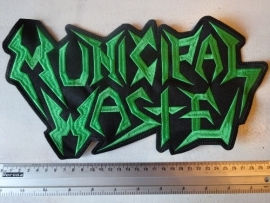 MUNICIPAL WASTE - GREEN LOGO