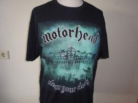 MOTÖRHEAD Clean your clock T-Shirt