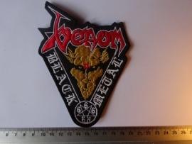 VENOM - BLACK METAL 666