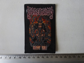 DISSECTION - MAHA KALI ( BLACK BORDER ) WOVEN
