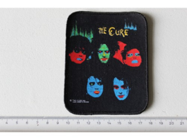 THE CURE - BAND PHOTO 1 ( ORIGINAL 80'S ) PRINT