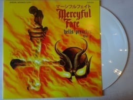 MERCYFUL FATE - HELLS PREACHER VOL II ( WHITE VINYL )