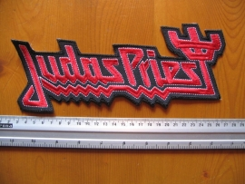 JUDAS PRIEST - RED/WHITE LOGO