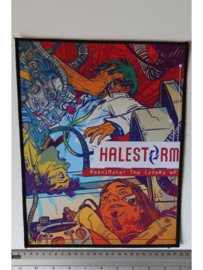 HALESTORM - REANIMATE: THE COVERS EP