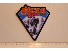 SAXON - CRUSADER ( PRINT )