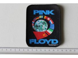 PINK FLOYD - ANOTHER LAPSE TOUR ( ORIGINAL 1989 ) PRINT