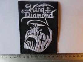 KING DIAMOND - FACE ( 1 )