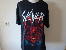 SLAYER - GRAPHIC SKULL