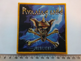 RUNNING WILD - RESILIENT ( YELLOW BORDER ) WOVEN
