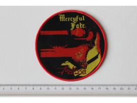MERCYFUL FATE - MELISSA ( RED BORDER ) WOVEN