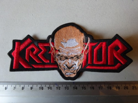 KREATOR - BEHIND THE MIRROR ( SHAPED )