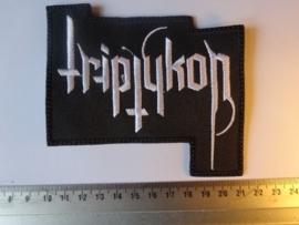 TRIPTYKON - WHITE LOGO
