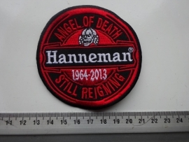 SLAYER -  HANNEMAN ( STILL REIGNING )
