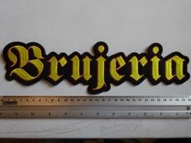 BRUJERIA - YELLOW LOGO