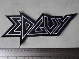 EDGUY - WHITE/BLACK LOGO