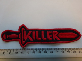 KILLER - SWORD LOGO